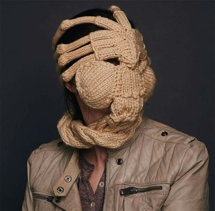 Xenomorph Knitting Pattern : 49 best images about Crochet and Knit on Pinterest ...