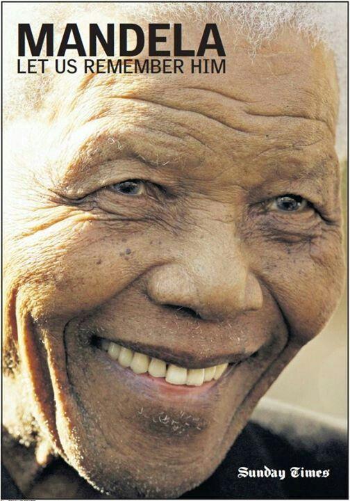 Our ancestor #NelsonMandela