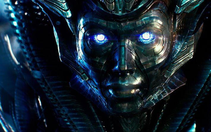 Download imagens Transformadores de 5, O Último Cavaleiro, 2017, Autobot, mecânica ciborgues