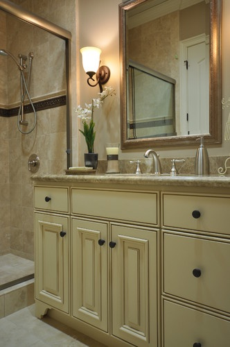 Mixing metal finishes  Home Decor  Bathroom Upstairs