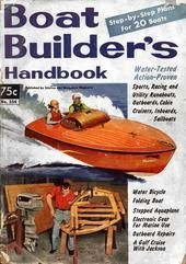 """www.svensons.com - Free Boat Plans From """"Science and Mechanics"""" Magazines. Great website for free boat plans from kids play boats to 30 foot sailboats. Check it out of you want to build a boat of any kind, they'll probably have plans for it."""