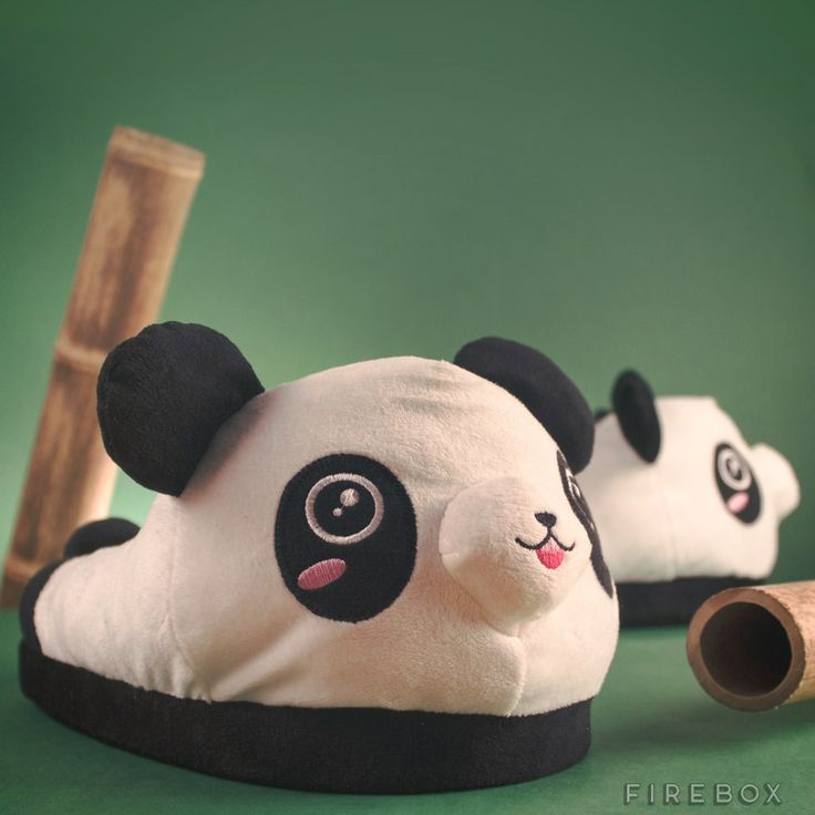 Kawaii Panda Slippers