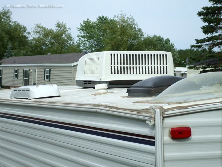 How To Replace RV Rooftop Vents And Breathers