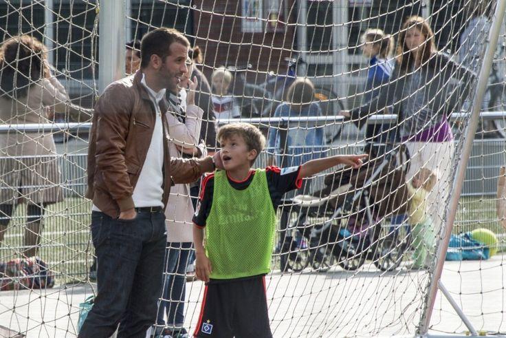 'Rafael van der Vaart blijft in Europa voor zijn zoon Damián' | Telegraaf-Prive