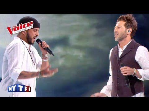 The Voice 2016 | Slimane et Christophe Maé - ça fait mal (Christophe Maé) | Finale - YouTube