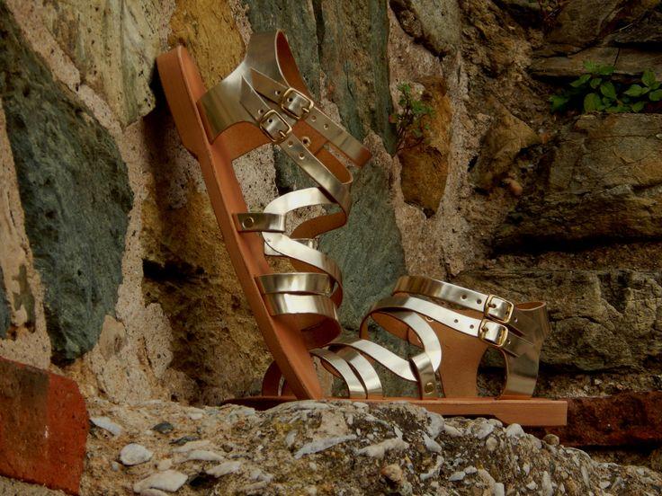 Handmade leather wedding sandal KIVELI ...... Romba's leather sandals & bags