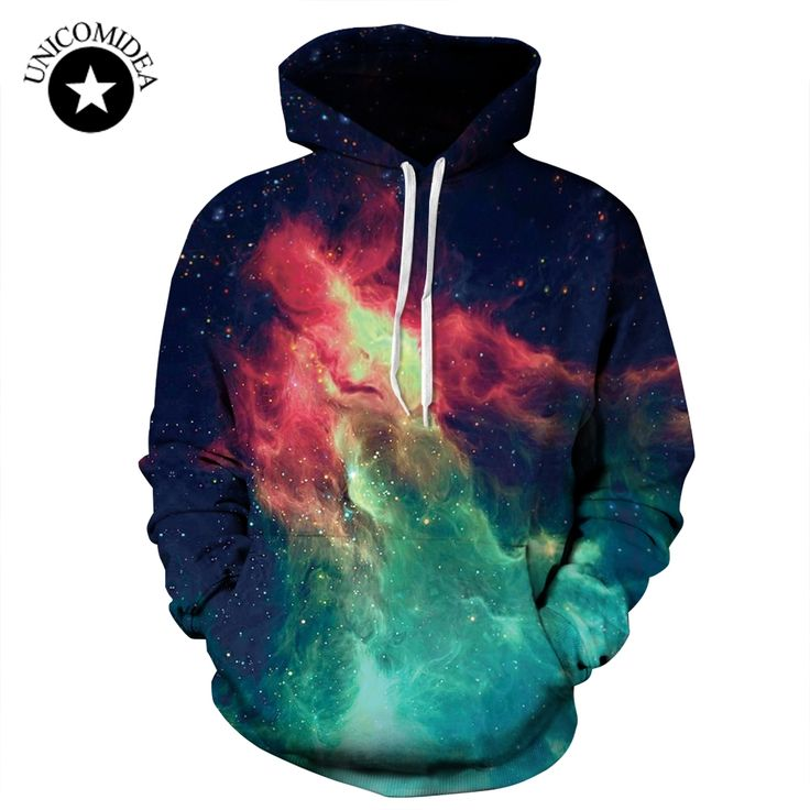 New Galaxy 3D Print Space Unisex Sweatshirt //Price: $40.95 & FREE Shipping //     hoodies