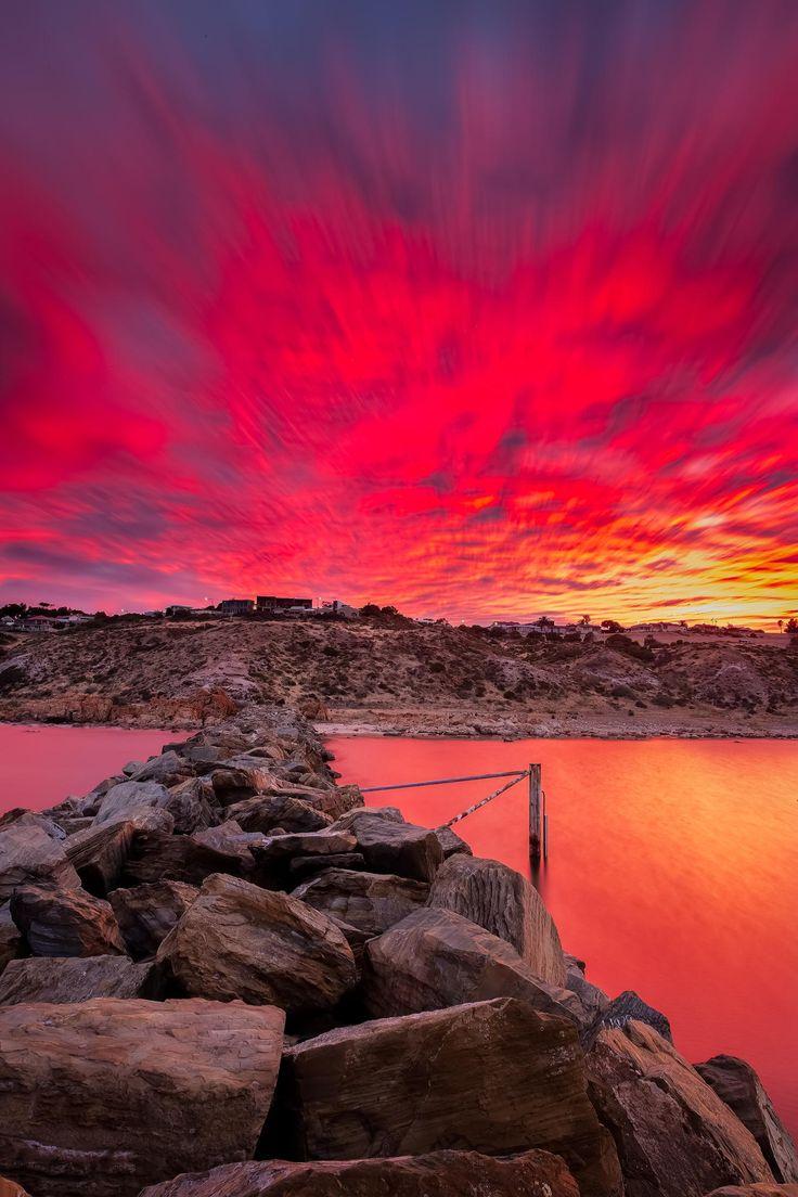 O'sullivans beach sunrise - Adelaide - Australia