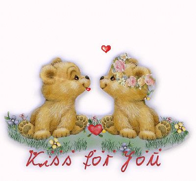 NOUNOURS-kiss-for-you