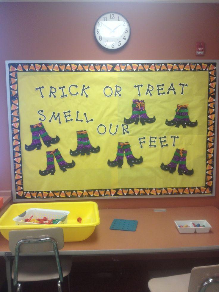 halloween bulletin boards for preschool - Bing Imágenes