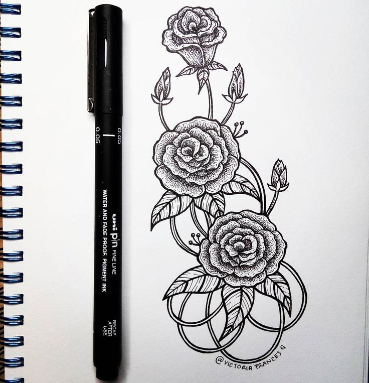 🌹 rose fantasia - perfectly imperfect 🌹  Whenever you feel uncertain, keep calm and draw 😊