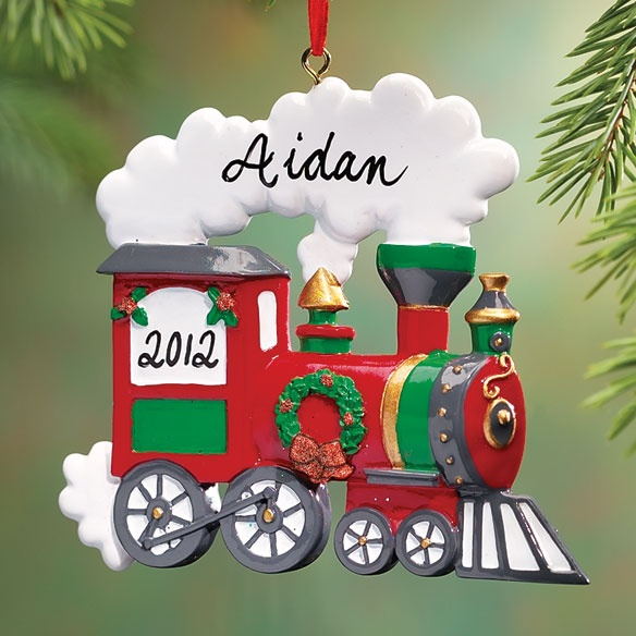 43 best Personalized Ornaments images on Pinterest | Personalized ...
