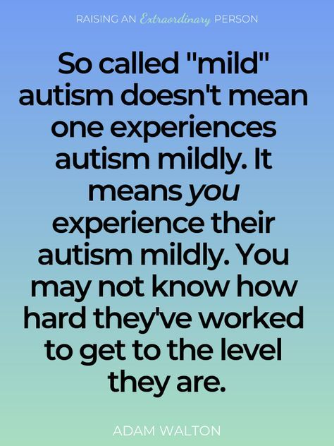 Why High Functioning Autism Is So >> Why High Functioning Autistic Children Are Falling Through The