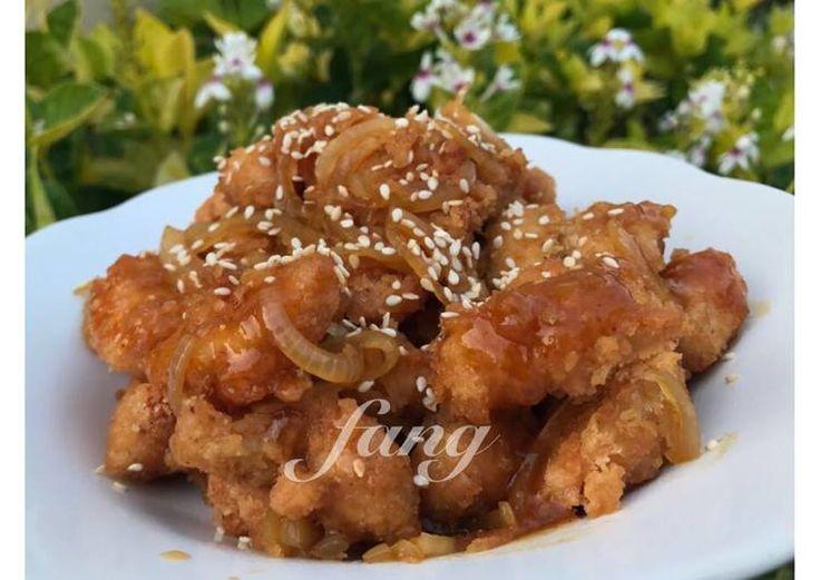 Resep Chicken Teriyaki oleh Fang - Cookpad