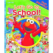 Going to school can be scary for some children. Help ease their minds with this book as Elmo shows how fun it is to go to school!