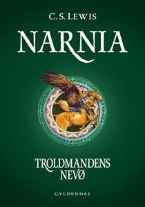 Bog, indbundet Narnia - troldmandens nevø af C S Lewis