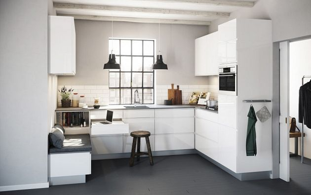 25+ Beste Ideeën Over Kleine Keukens Op Pinterest