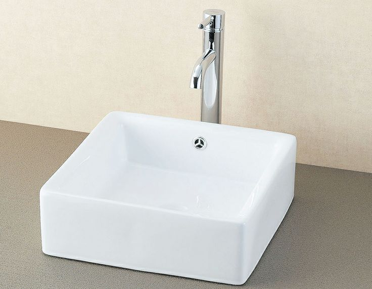 磁器製洗面ボウル NCシリーズ 世界の洗面ボウル・排水金具・コレクション