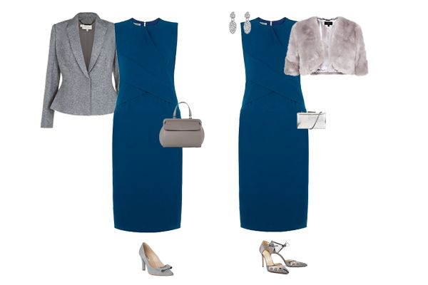 Love these colors.  What to wear, desk to dinner, business wear for women