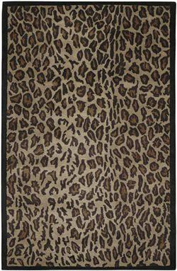 Surya S Dream Dst 387 Area Rug In Tan Animal Print