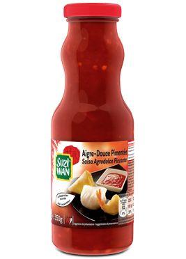 Suzi Wan Sauce aigre douce pimentée