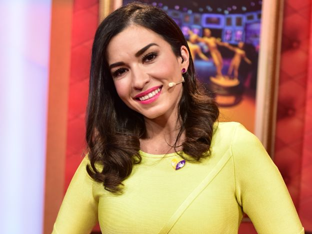 Laura G se despidió de Vicente Fernández pero le pidió que no dejara de cantar ¡Dale play al video!