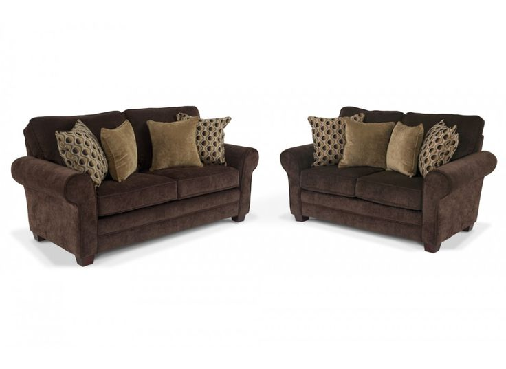 Maggie 72 sofa loveseat living room sets living - Bob s discount furniture living room sets ...