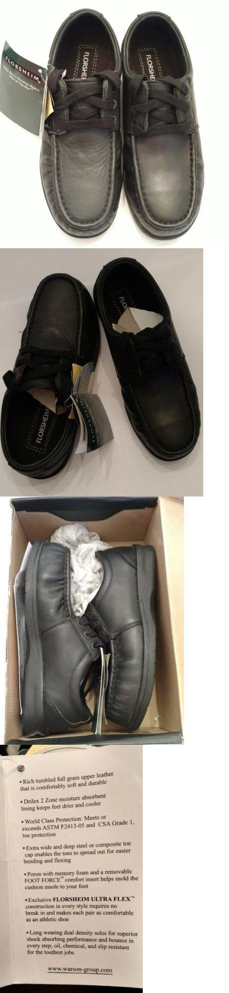 Occupational 53548: Florsheim Fs20 Women S Occupational Slip Resistant Steel Toe Shoe Size 6.5W New -> BUY IT NOW ONLY: $39.95 on eBay!