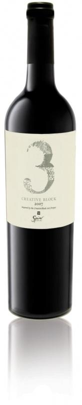 Spier Creative Block 3. The best wine I've ever tasted.