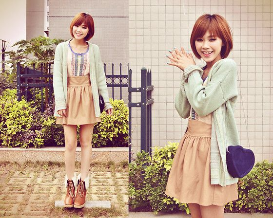 Happiness (by MAGIC  YANG) http://lookbook.nu/look/4434173-happiness