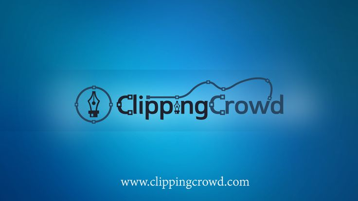 Clipping Crowd Logo