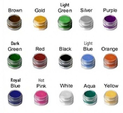 Safe Face Paints Lead Free, Dye Free, Safe For All Skin Types, Makes Your Designs Even Better, Perfect for Young Creative Artists, 100% Satisfaction Guaranteed (Party Pack)