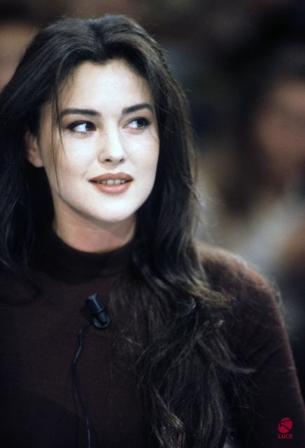 Monica Bellucci Young