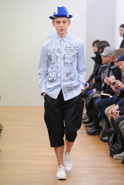 A/W 2013 - It's all about the shirt