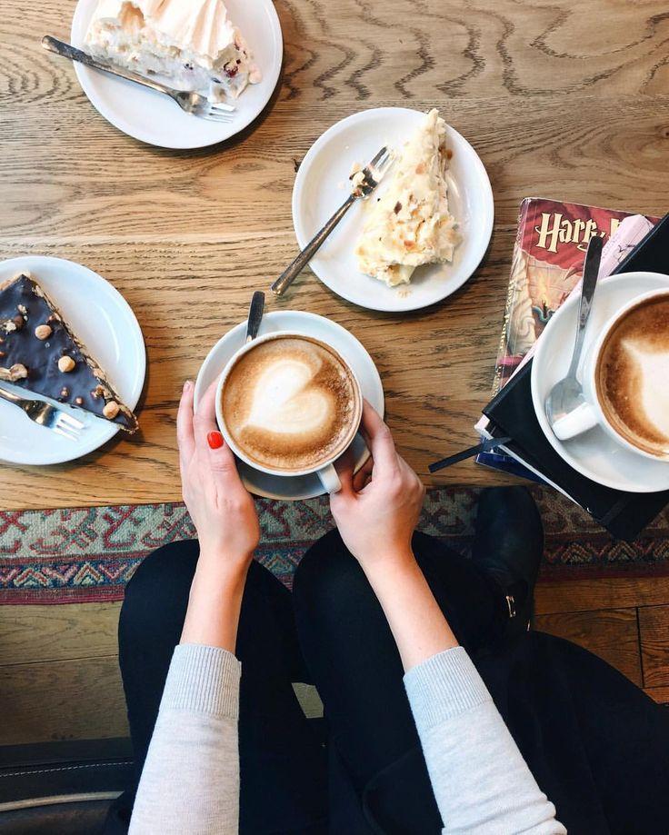 """GREEN CAFFE NERO CHMIELNA 29 Likes, 4 Comments - Polina ☄ (@oh_appolinaria) on Instagram: """"Have a nice day ❤/ завтрак в субботу обязательно должен включать в себя хорошую компанию и кусочек,…"""""""