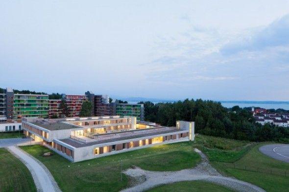 Un centro psiquiátrico de diseño
