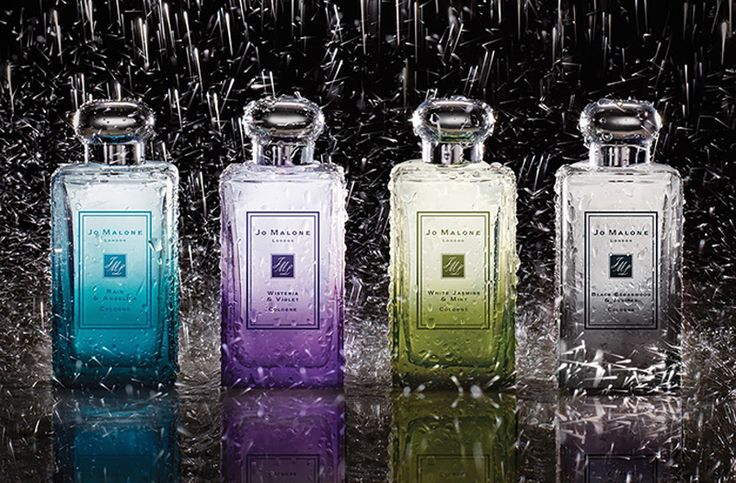 Jo Malone London Rain  Fragrance Collection for Spring 2014