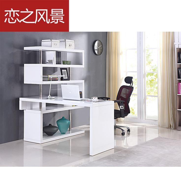 desktop shelves ideas - photo #39
