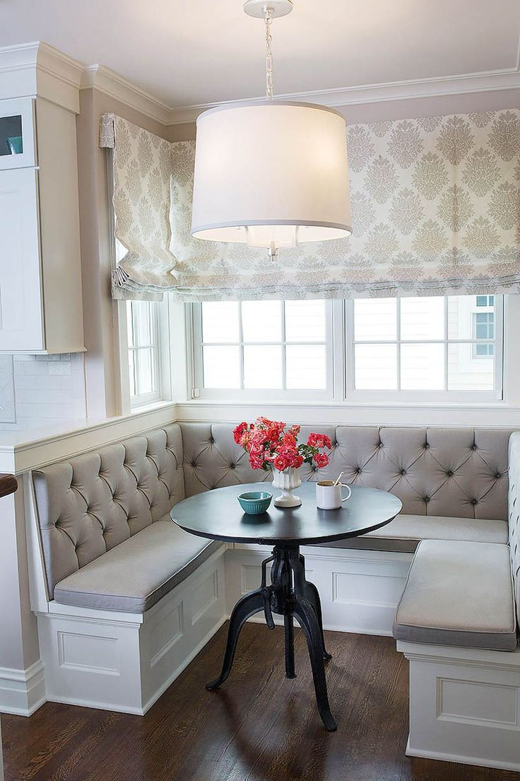 80+ Built In Kitchen Banquette Ideas 42 | Dining nook ...