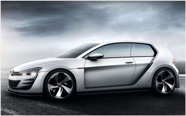 Design Vision GTI Volkswagen Wallpaper | volkswagen design vision gti wallpaper