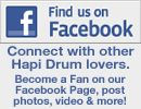 Visit the Hapi Drum Fan Page Facebook!