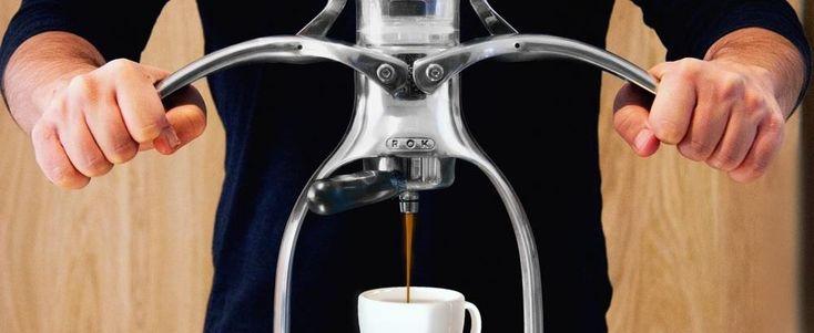 ROK Espresso Maker - kompletní balení