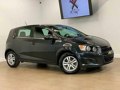 Ebay Advertisement 2015 Chevrolet Sonic Lt Auto 4dr Hatchback