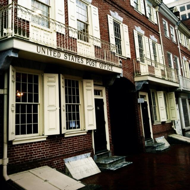 Benjamin Franklin Post Office, Philadelphia