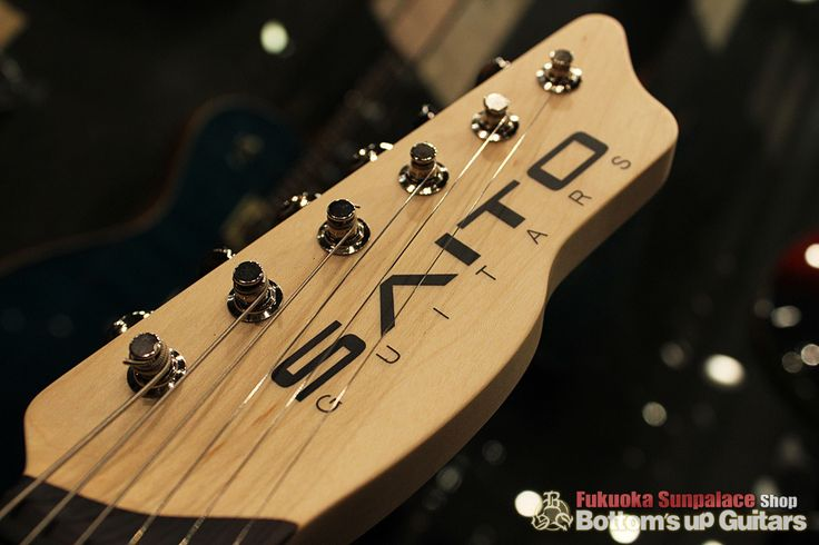Image result for Saito guitars