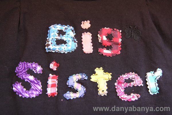 The Big Sister top - Danya Banya
