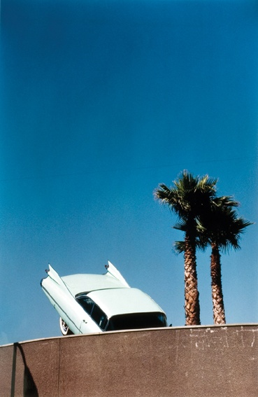 Franco Fontana - Los Angeles, 1990