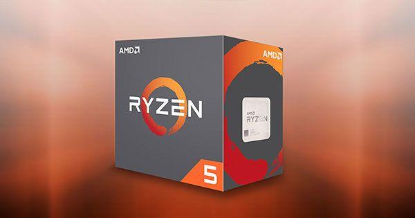 Lancement des AMD Ryzen 5 dédiés aux joueurs et créateurs - Les quatre nouveaux processeurs AMD Ryzen 5 offrent jusqu'à 87 % de performance en plus que les Core i5 et apportent innovation et efficacité à des millions d'utilisateurs PC.