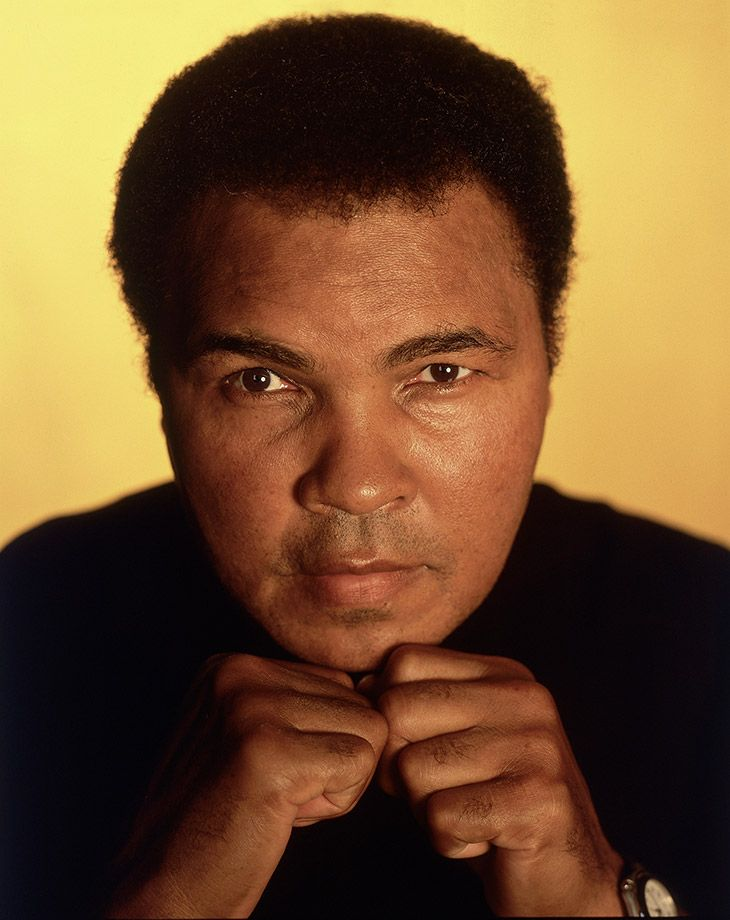 SI's 100 Greatest Photos of Muhammad Ali