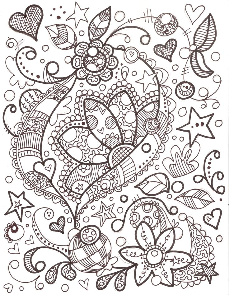 48 best images about girly doodle notebook on pinterest for Girly coloring pages